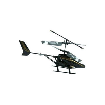 Picture of Channel 2.5 Tri-Band Infrared RC Helicopter - Black & Gold