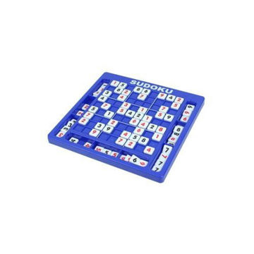 Picture of Number Game Sudoku Jigsaw Puzzles