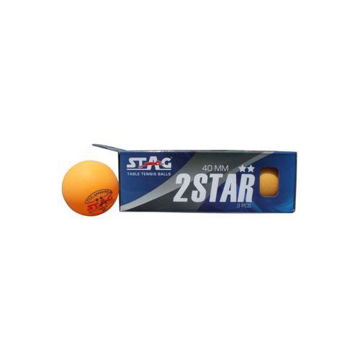 Picture of Two Star Table Tennis 40mm Ball - Set Of 3