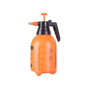Picture of Water Spraying Bottle, Orange & Black - 2L