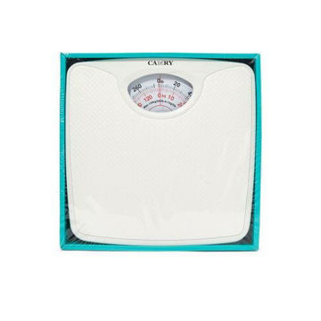 Picture of Camry 28cm Weighing Scale - White
