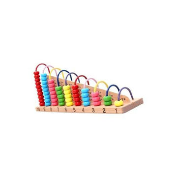 Picture of Wooden Calculation Abacus Game Toy