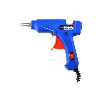 Picture of Temperature Hot Melt Glue Guns - Blue & Orange