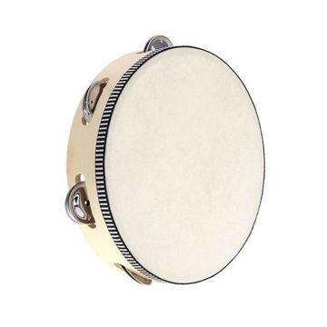 Picture of Wooden Radiant Tambourine Handbell Drum
