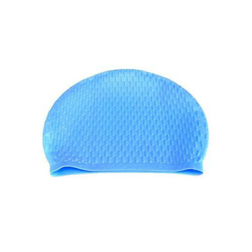 Picture of Silicone Free Size Swimming Cap