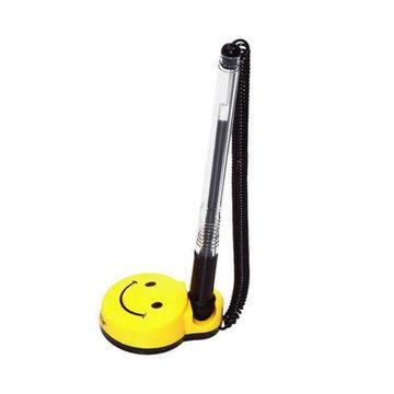 Picture of Smile Emoji Gel-Ink Pen - Black
