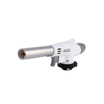 Picture of Butane Gas Flame Gun Lighter - Multi Colour