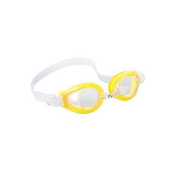Picture of Intex Swimming Goggles - Yellow