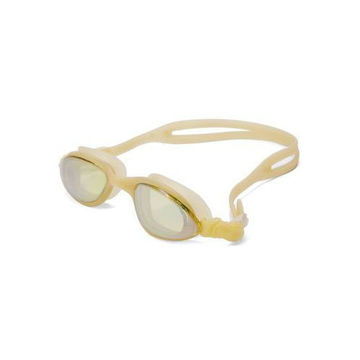 Picture of TA Sports Antifog Swimming Goggles - Brown