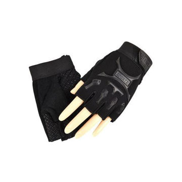 Picture of Semi-Finger Gym Training Gloves Free Size - Set of 2