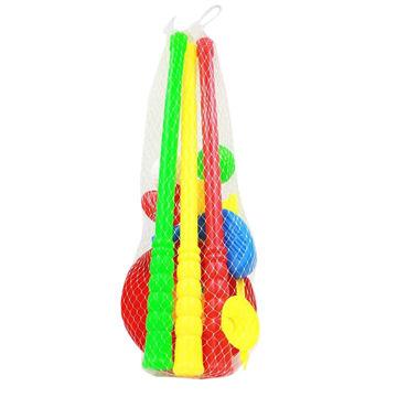 Picture of Kids Plastic Golf Club Set