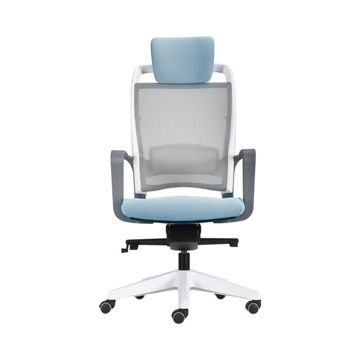 Picture of Neo Front High Back Office Mesh Chair, Blue
