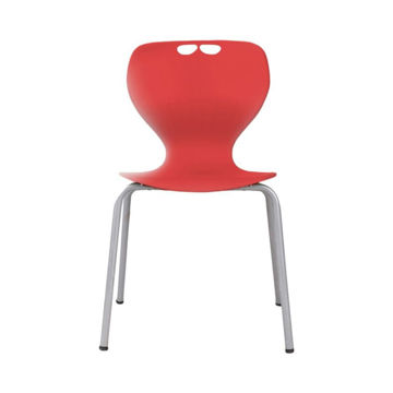 Picture of Neo Front Dining Chair, 80 cm, Red