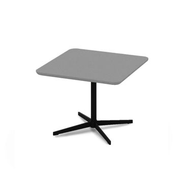 Picture of Neo Front Powder Coated Center Coffee Table, Grey