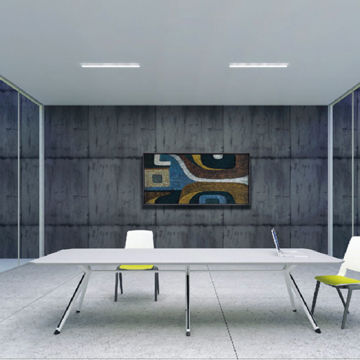 Picture of Neo Front Powder Coated MDF Meeting Table, 2 m