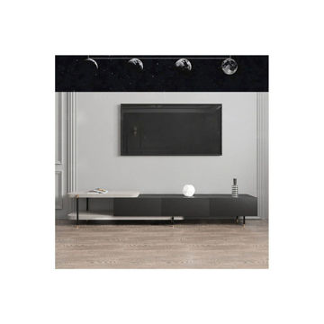Picture of Neo Front Dull Polish Adjustable TV Stand