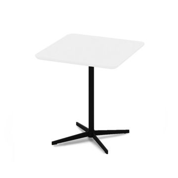 Picture of Neo Front MDF Square Table, White