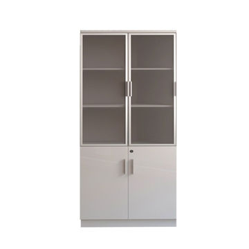 Picture of Neo Front MDF File Storage Cabinet, White