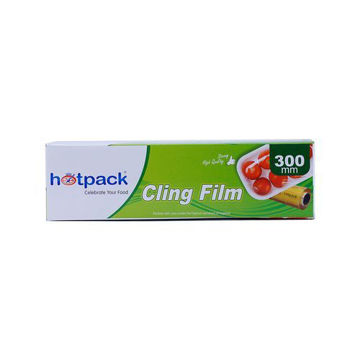 Picture of Hotpack Cling Film Roll, 30 cm, Gold - Pack of 6