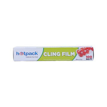 Picture of Hotpack Cling Film Roll, 304 cm - Pack of 24