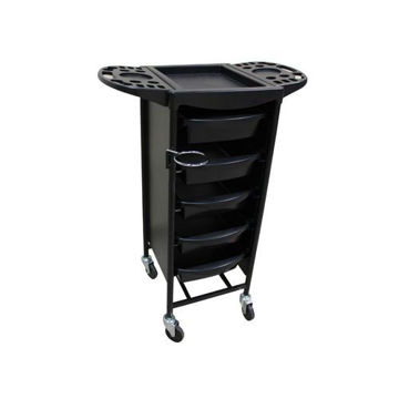 Picture of Salon Roller Cart, MB-61185 - Black