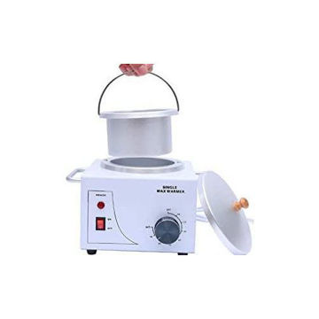 Picture of Single Wax Heater, MB-59501A - White