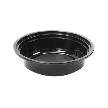 Picture of Round Container Base, Black - Pack of 300