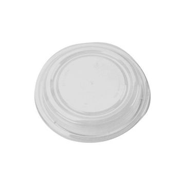 Picture of Lids for Round Containers, Clear -Pack of 300