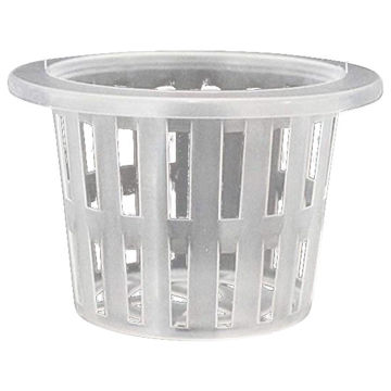 Picture of Slotted Planting Mesh Hydroponic Container Cups, 20 pcs, Large