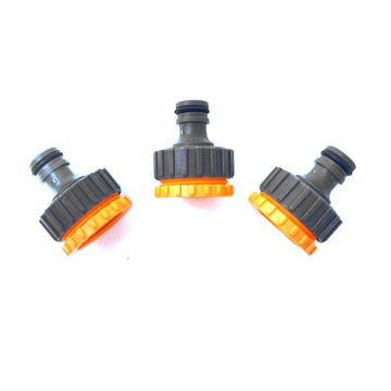 Picture of Hylan Universal Water Hose Pipe Connector Set, 3 pcs, 3/4 inch