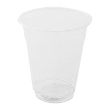 Picture of Hotpack Plastic Pet Cups, 355 ml, Clear - Pack of 1000