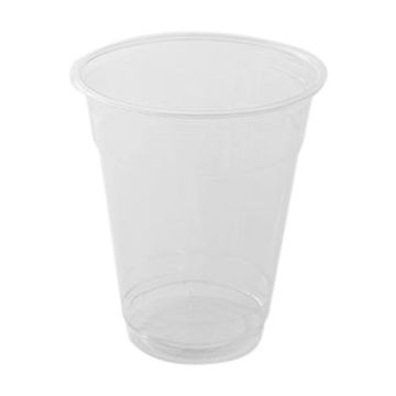 Picture of Hotpack Plastic Pet Cups, 236 ml, Clear - Pack of 1000