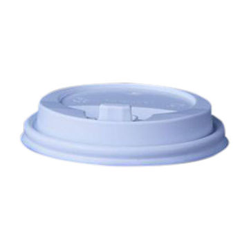 Picture of Hotpack Reclosable Lid for Paper Cup, White, 1000 pcs