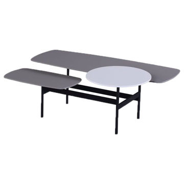 Picture of Neo Front MDF Coated Coffee Table, Grey