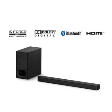 Picture of Sony Sound Bar with Wireless Subwoofer, HT-S350, 320W