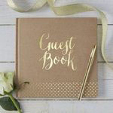 Picture for category Signature Guest Books