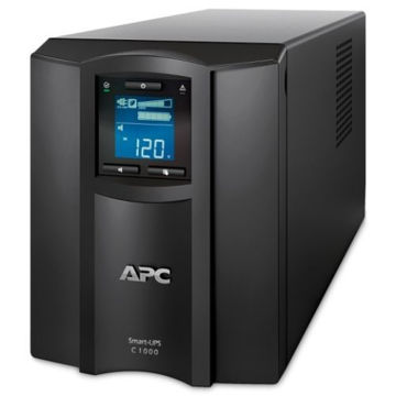 Picture of APC Smart UPS 1000VA Tower with LCD