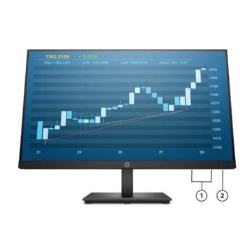 Picture of HP P244 FHD LED Monitor, 23.8inch