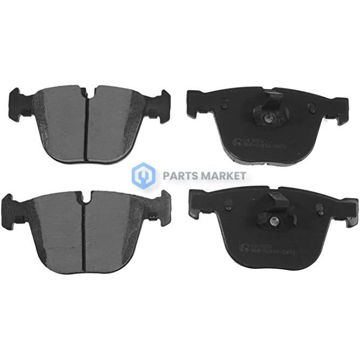 Picture of BMW 7 Series 4.8 E65 Rear Brake Pads