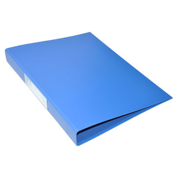 Picture of FIS PP Ring Binders A4 Size, Blue - 25 mm, Pack of 48