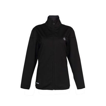 Picture of Prima Womens Sports Jacket -  Jet Black - Pack of 12