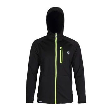 Picture of Prima Mens Sports Jacket -  Black & Lime Green - Pack of 12