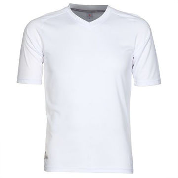 Picture of Prima Mens Sports Tshirt -  White - Pack of 12