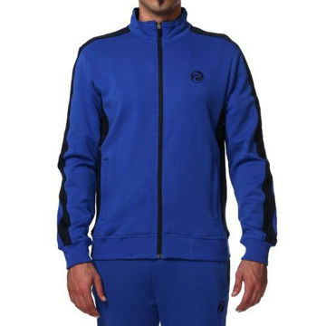 Picture of Prima Mens Tracksuit -  Blue, Red & Grey - Pack of 12