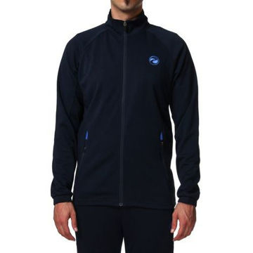 Picture of Prima Mens Tracksuit -  Navy, Black & Grey - Pack of 12