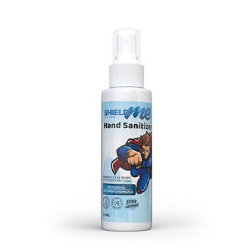 Picture of SHIELDme Kids Hand Sanitizer & Surface Disinfectant, 100 ml