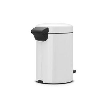 Picture of Newicon Pedalbin-3L, White