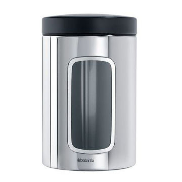 Picture of Window Canister- 1.4L, Brilliant Steel