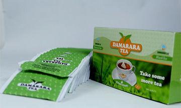 Picture of Damarara Black Tea Teabags, 50 Pieces