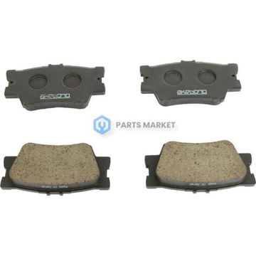 Picture of Toyota Camry 2.4 6th Gen Rear Brake Pads
